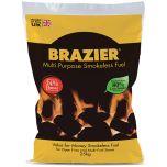 Brazier Multi Purpose Smokeless Fuel