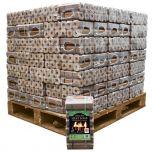 Homefire Ready to Burn Heat Logs (Shimada) - Full Pallet - 105 Packs