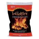 Wildfire Smokeless Briquettes - The high performance alternative to House Coal