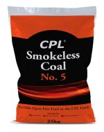 CPL Smokeless Coal No.5 - 25kg bag