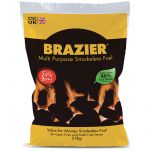 Brazier Multi Purpose Smokeless Fuel - 25kg Bag