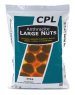 Welsh Anthracite Large Nuts - 25kg