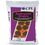 CPL Welsh Anthracite Grains - 25kg Bag