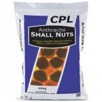 Welsh Anthracite Small Nuts - 25kg bag