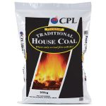 CPL Traditional House Coal Trebles - 25kg bags