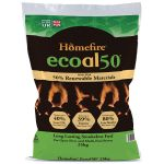Homefire Ecoal50 Smokeless Coal 25kg