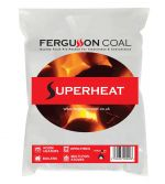 Superheat Smokeless Coal 25kg Bag