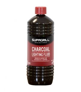 Supagrill Charcoal Lighting Fluid - 1ltr