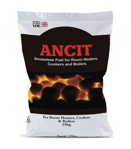 Ancit Smokeless Fuel for Room Heaters, Cookers and Boilers