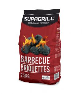 Supagrill Barbecue Charcoal Briquettes