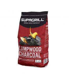 Supagrill Lumpwood Charcoal - 8kg bag