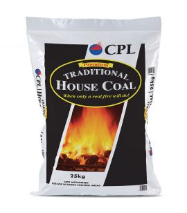 CPL Traditional House Coal Trebles