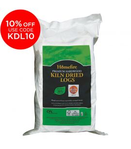 Homefire Kiln Dried Logs Large Handy Bag