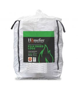 Homefire Kiln Dried Logs 1.6m3 bulk bag