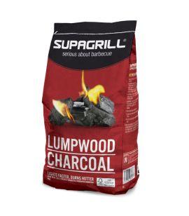 Supagrill Lumpwood Charcoal - 4kg