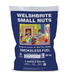 Welshbrite Anthracite Small Nuts